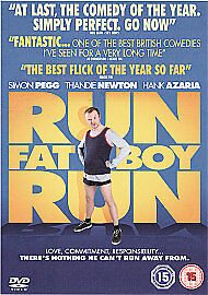 Run, Fat Boy, Run (DVD, 2008)