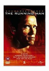 The Running Man (DVD, 2009)