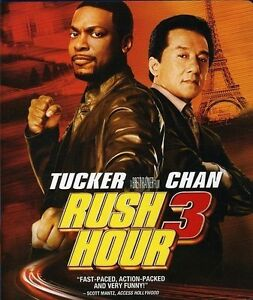 Rush Hour 3 (Blu-ray Disc, 2007, 2-Disc ...