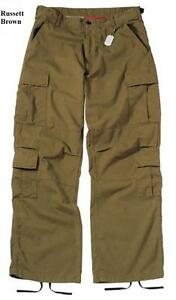 Paratrooper Fatigues BDU Army Marines Military Cargo Pants | eBay