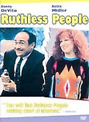Ruthless People (DVD, 2002)