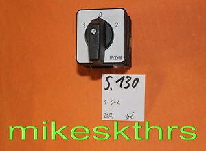 S-130-Schalter-Hauptschalter-20A-6-5kw-1pol-1-0-2-Wendeschalter
