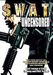 S.W.A.T. Uncensored (DVD, 2007)
