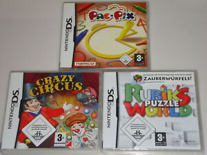 sammlung nintendo ds spiele f r m dchen jungen crazy ebay. Black Bedroom Furniture Sets. Home Design Ideas