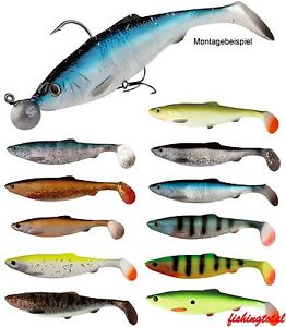 SAVAGE-GEAR-3D-LB-Herring-Shad-16-19-25-32cm-Loose-Body-Farbe-waehlbar