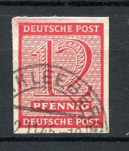 SBZ-West-Sachsen-Nr-119y-sauber-Gestempelt-KW-22-2-Bilder-im-Angebot
