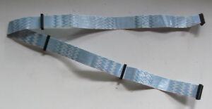 SCSI-Kabel-68PIN-intern-130cm-5-Abgriffe-hellblau-49cm-27cm-27cm-27cm