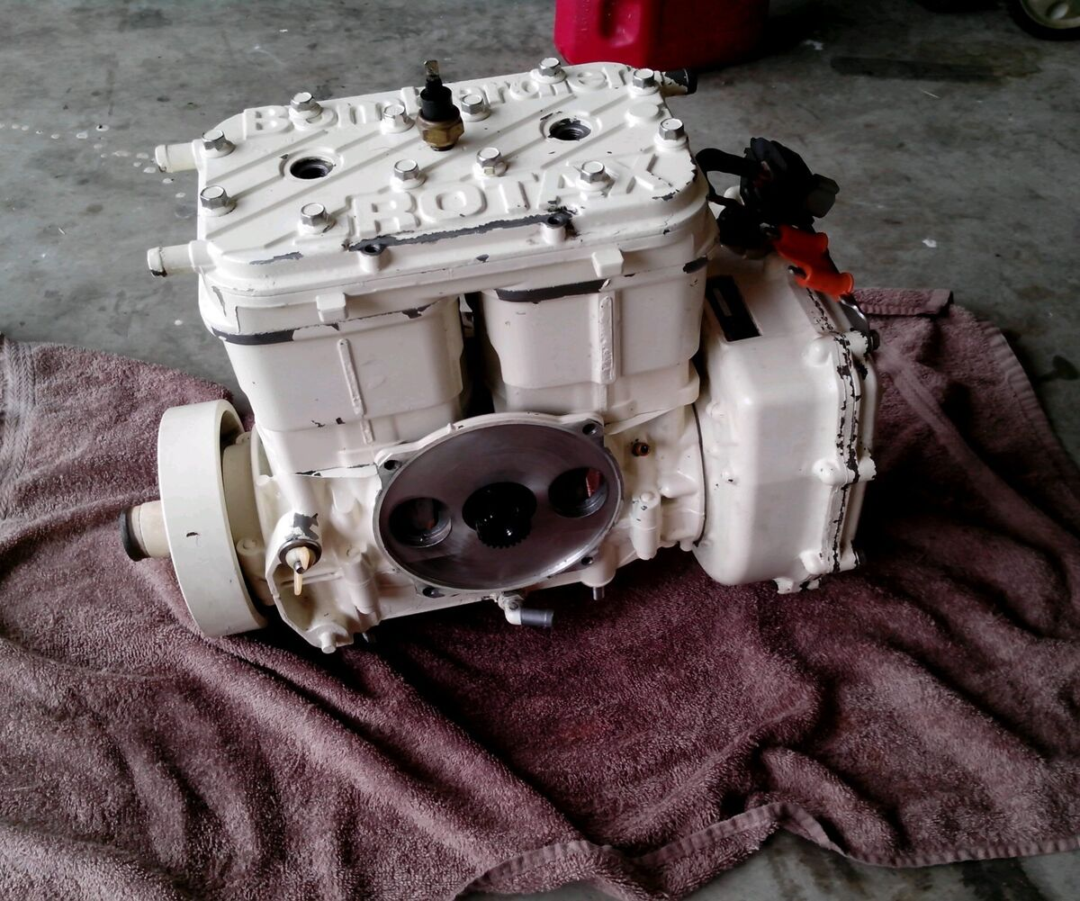 Sea Doo Xp Engine