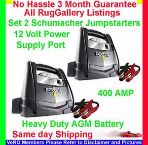 Batteries Volt on 400 A Car Battery Jump Starter Booster Charger 12 Volt Xp400