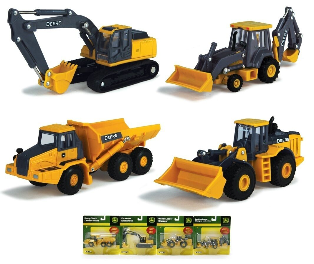Toy Construction Trucks : Vintage antique toy trucks farm and construction toys for