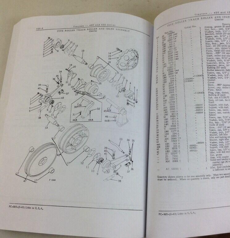 $_3 John Deere C Wiring Diagram on
