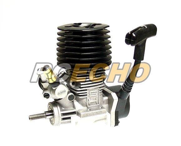 SH Engines Model Black 18 Nitro Engine 2 74cc RC Car Buggy Truck Truggy EG631