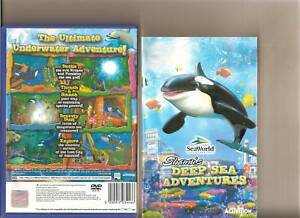 Details about SHAMU DEEP SEA ADVENTURE PLAYSTATION 2 PS2 PS 2 SHAMU'S