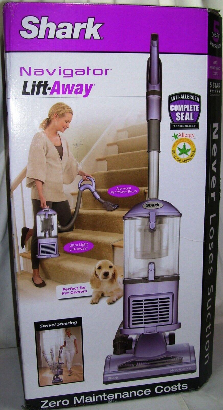 Related to Amazon.com - Shark Navigator Lift-Away Vacuum (NV352