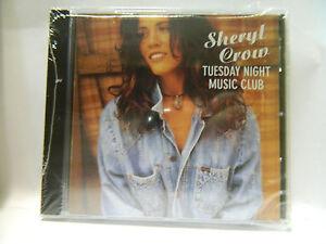SHERYL-CROW-Tuesday-Night-Music-Club-CD-NEU-amp-OVP-540162-2-REGAL3