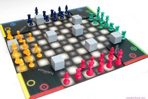 four player chess set