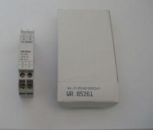 SIEDLE-Wischrelais-WR-85261-Relais-NEU-ovp