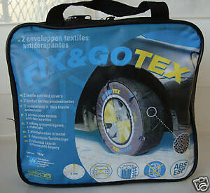 siepa fix go tex g chaines neige textiles anti derapant chaussette voiture ebay. Black Bedroom Furniture Sets. Home Design Ideas