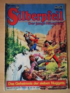 SILBERPFEIL-Nr-383-Das-Geheimnis-der-sieben-Nuggets-2-Bastei-Verlag-Orginal