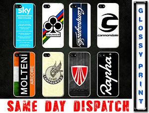 SKY-I-PRO-CYCLING-Road-Race-Brand-Quotes-Logo-iPhone-5-5s-SE-Clip-Case-Cover