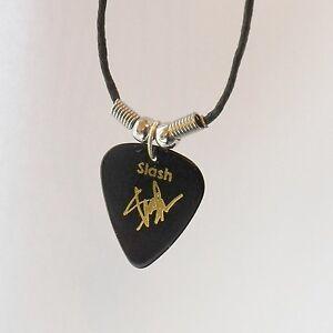 Guitar Plectrum Necklace Uk