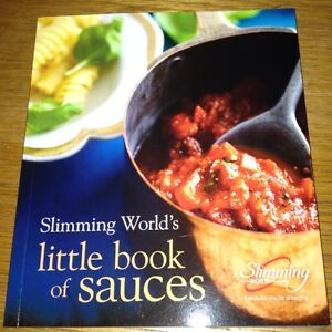 Slimming worlds little book of sauces ebay Slimming world books free