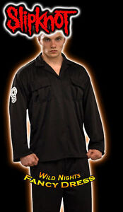 SLIPKNOT-OFFICIAL-LICENCED-BAND-UNIFORM-WITH-DECALS-XL