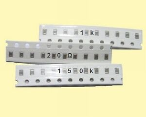 SMD-Widerstaende-Sortiment-620-Stueck-Reihe-E12-je-Wert-10-Stueck-0805-1-KOhm