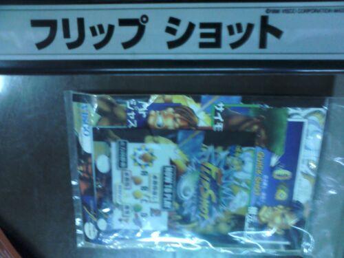 SNK MVS NEO-GEO Flip Shot game card original (full kit) in Collectibles, Arcade, Jukeboxes & Pinball, Arcade Gaming | eBay