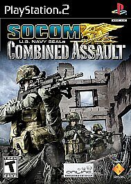 SOCOM: U.S. Navy SEALs -- Combined Assau...