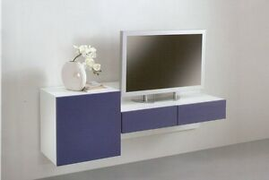 SOGGIORNO SOGGIORNI PORTA TV PLASMA LCD LED PARETI COMPONIBILI MODERNO MODERN...