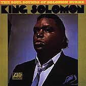 SOLOMON-BURKE-King-Solomon-Sequel-RSA-CD-862-NEW-Sealed