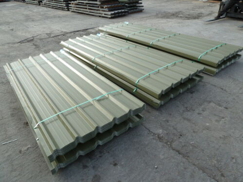 Special Offer Olive Green Pvc Coated Steel Metal Box