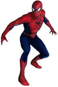 Spiderman cartoon standing - photo#7