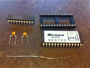Acura Integra on Spoon Power Performance Chip Eprom P72 Ecu 94 95 Acura Integra Gsr 1 8