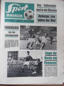 SPORT-MAGAZIN-24-A-13-6-1966-Offenbach-Pirmasens-2-2-Duesseldorf-Hertha-4-1