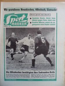 SPORT-MAGAZIN-KICKER-17A-20-4-1959-Bayern-Offenbach-0-1-Bremen-HSV-3-2-Grosser