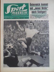 SPORT-MAGAZIN-KICKER-41A-4-10-1965-Ohlhauser-Gladbach-Bayern-1-2-1860-Koeln-2-1