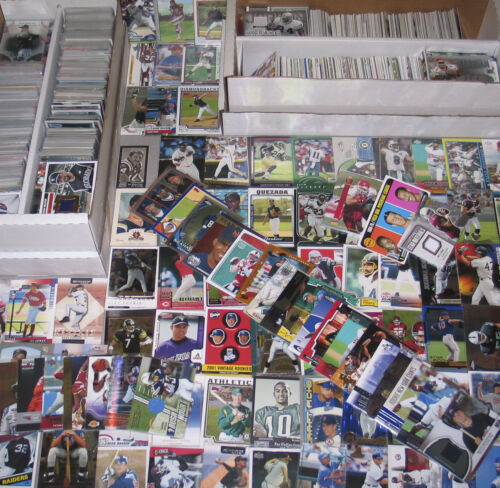 SPORTS BASEBALL CARD COLLECTION GAME USED ROOKIE AUTO JERSEY RC STAR INSERT LOT! in Sports Mem, Cards & Fan Shop, Cards, Baseball | eBay