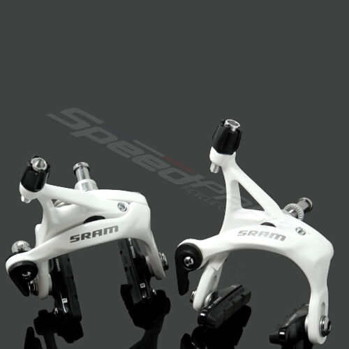 SRAM-Apex-Road-Bike-Caliper-Brakes-Brake-set-Front-Rear-White
