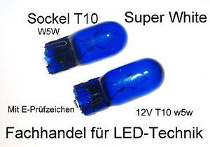STANDLICHT-LAMPEN-BLAU-mit-E-Pruefzeichen-E-Birnen-Blue-Cool-Vision-W5W-T10