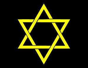 yellow jewish star - photo #22