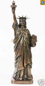 "STATUE OF LIBERTY 12"" TALL PREMIUM FIGURINE NEW YORK SYMBOL OF FREEDOM in Collectibles, Souvenirs & Travel Memorabilia, United States | eBay"