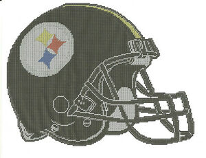 FOOTBALL PLASTIC CANVAS PATTERNS | Browse Patterns