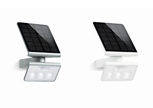 steinel x solar l s sensor led solar au enleuchte bewegungsmelder neu ebay. Black Bedroom Furniture Sets. Home Design Ideas