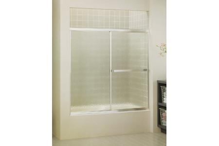 Sterling 48 Quot Seated Shower Stall Eclosure Kit White Base