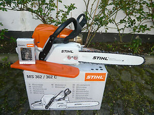 stihl 4 8 ps 37 cm benzin motors ge ms 362 c m kettens ge motorkettens ge s ge ebay. Black Bedroom Furniture Sets. Home Design Ideas