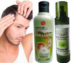 Das Öl von den grauen Haaren