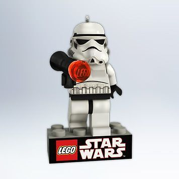 STORM TROOPER LEGO STAR WARS HALLMARK KEEPSAKE ORNAMENT 2012 in Collectibles, Decorative Collectibles, Decorative Collectible Brands | eBay