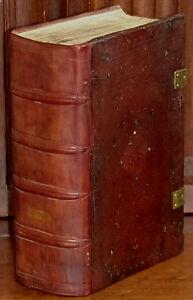 STRASSBURG-INKUNABEL-GOTISCHER-EINBAND-HUGO-DE-PRATO-DE-FLORIDO-HUSNER-1478
